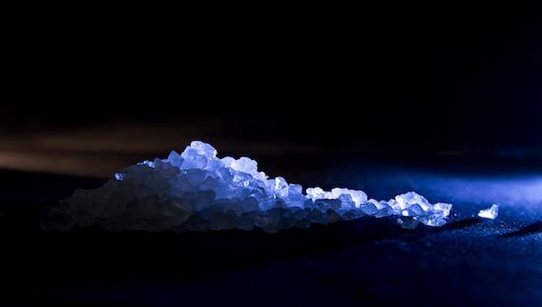 Kristalhelder